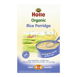 RICE Porridge, Organic, HOLLE