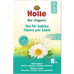 TEA FOR BABIES, Organic, HOLLE